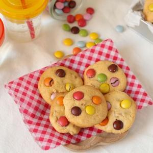 【レシピ掲載】材料6つ!米粉で作るチョコチャンククッキー