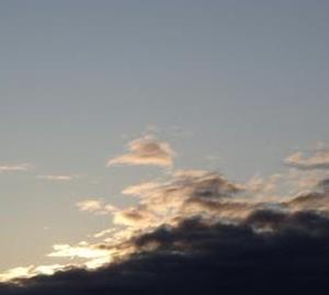 お天気 回復と下り坂の・・・(身近な風景)