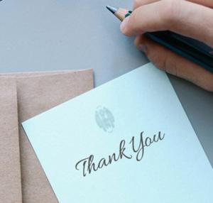 自分主体?相手主体?感謝を伝えるベターな言い方。