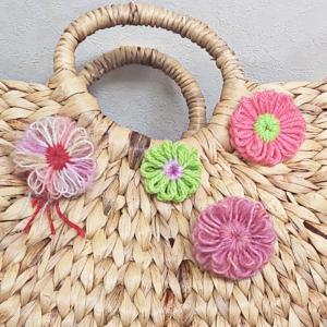 花あみルームはいったい何種類の編み方があるのでしょう