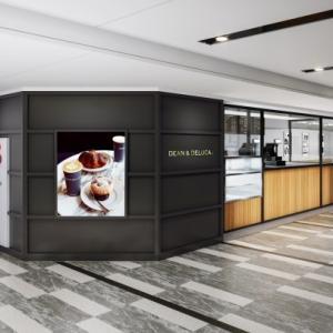 DEAN & DELUCA CAFEが大手町メトロピア内に、エクスプレス型新店舗オープン