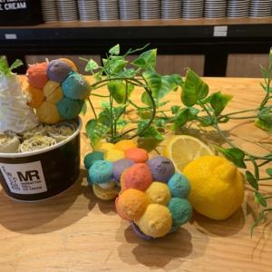 「マンハッタンロールアイスクリーム」が「MUUNseoul」とコラボレーション!