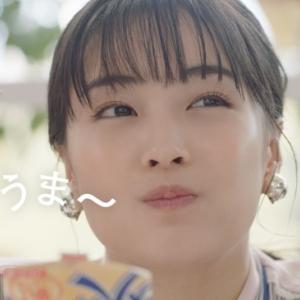 ロッテ「爽」広瀬すずの新CM『おいしい休憩』篇公開 4月15日(水)全国でオンエア開始