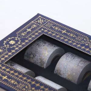 まるで宝石箱!箔押しマスキングテープを収納できるコレクションケースがついに発売!
