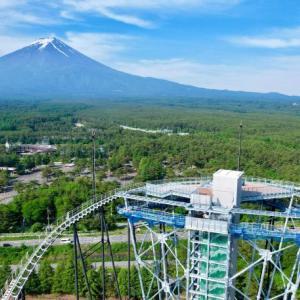 富士山一望の絶景展望台「FUJIYAMAタワー」が7月オープン