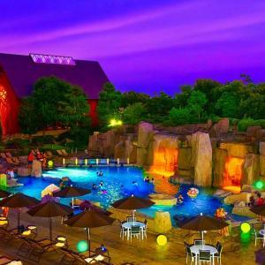 【シェラトン・グランデ・トーキョーベイ・ホテル】ハワイ感満載のシェラトンにガーデンプールがオープン!