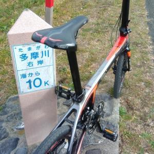 サイクリングレポート_20190203(多摩川河口を目指して)