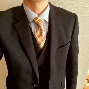 新しいスーツを買おうと思う