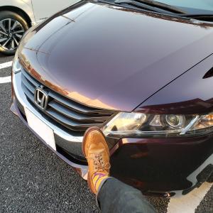 【トリッカーズバートン×ハッピーソックス】革靴を磨いたら車磨きも極めたくなった