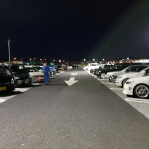 車好きによる蓮田サービスエリアミーティングに行ってみました。