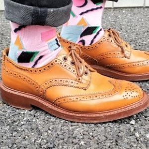 革靴は楽しいぞ!