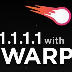 Cloudflare、「1.1.1.1 with Warp」をリリース