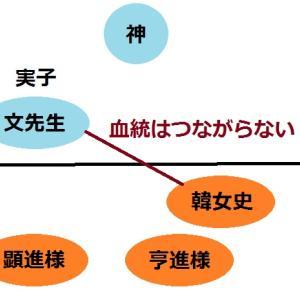 韓鶴子氏の再臨主への反逆に等しいブログ「神と御旨」の致命的な責任転嫁理論!