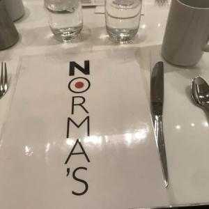ニューヨークおすすめの朝食NORMA's(ノーマズ)をレポート 日本未上陸のパンケーキを堪能