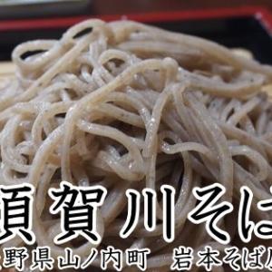 岩本そば屋で須賀川そばを食べてみた 出川さんも訪れた北志賀高原の名店(長野県山ノ内町)
