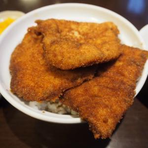 ヨーロッパ軒総本店で福井県のソウルフード、ソースカツ丼を食べた(福井県福井市)