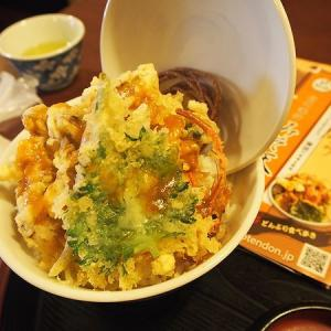 味噌王国、信州を代表する味噌グルメ!みそ天丼が美味い!(レストラン割烹いずみ屋@長野県諏訪市)