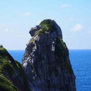 対馬・壱岐旅行記 【3-6】 猿岩と鬼の足跡 壱岐島西部を巡る