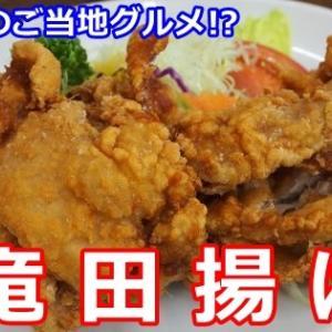 奈良のご当地グルメ!?法隆寺のお膝元で竜田揚げを食べてみた(レストラン若竹@奈良県斑鳩町)