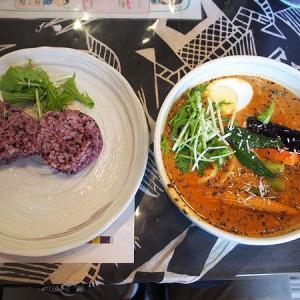 行田の新名物「古代米カレー」をスープカレー専門店で食べよう(Neco@埼玉県行田市)