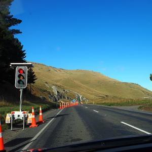 旅行記 5月のニュージーランド【6-1】カイコウラから内陸ルートでクライストチャーチへ