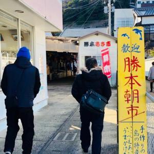 """今流行りの昭和レトロ""""勝本朝市"""" 冬の壱岐おすすめスポット"""