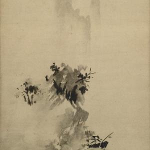 絵柄と破墨 No.86