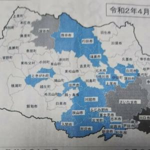埼玉県の市町村別感染者数を読み解く「今、ホントにコロナ感染は瀬戸際なの❓」~瀬戸際だからこそ強い対策が必要なのでは~