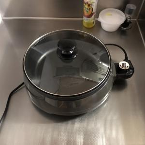 グリル鍋を買ってホントに良かったという話【煮物も炒め物もできる!】