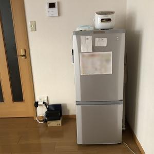 ミニマリストの冷蔵庫の中身を紹介します【わりとスッキリ】
