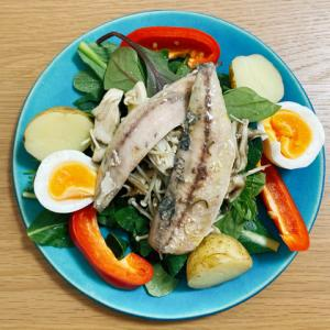 ホットクックで低温調理【イワシのマリネ】簡単レシピで魚の摂取量を上げよう