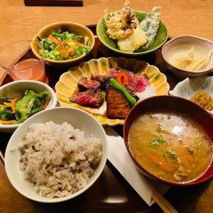 大かまど飯寅福青山本店【スタミナ定食・店内の様子・メニュー】