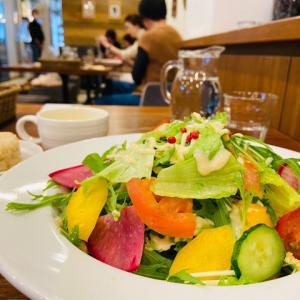 【京都】CHOICE  ヴィーガンカフェでフロマージュサラダランチをいただく