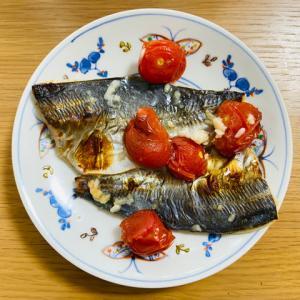 ヘルシオで作るアジとトマトのオーブン焼き【塩麹でマリネ】簡単レシピ