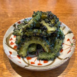 ゴーヤの黒ごま和え【15分で作れる簡単レシピ】無限に食べられる♪