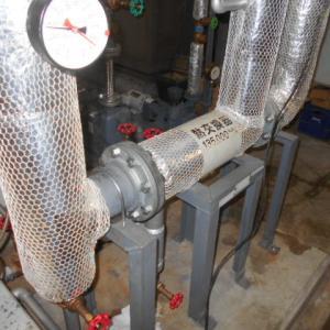 熱交換器薬品洗浄