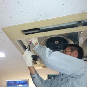 業務用エアコンを安く、早く、 安心して設置できます