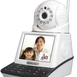 高齢者、乳幼児向け自宅内の見守りカメラ