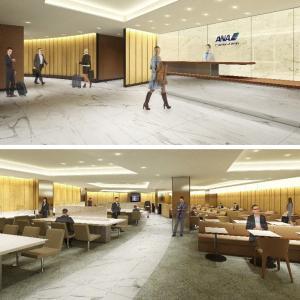 全日空が成田空港第1ターミナルに新ラウンジを開設