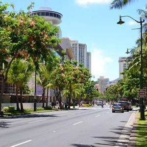 Kalakaua Open Street Sundays開催でカラカウア通りを閉鎖!