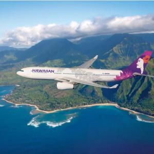ハワイアン航空が10月からホノルル便を再開