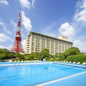【東京プリンスホテル】GARDEN POOLオープン!Feel Aloha Pool & Stay