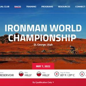アイアンマン・ワールド・チャンピオンシップ2021は初の他州開催で