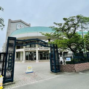 栄東の学校説明会