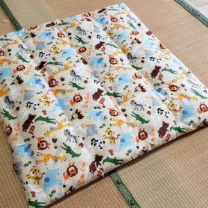 寝具製作事例No.152『アニマル柄でベビーアイテム』
