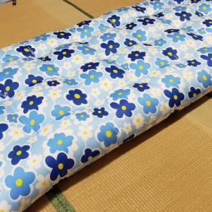 寝具製作事例No.156『おふとんの仕立・仕立直し』
