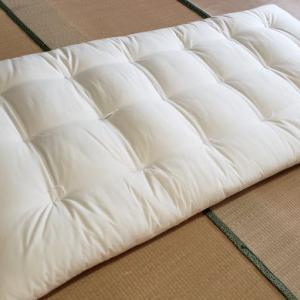 寝具製作事例No.159『シンプルな生成でお仕立て出来ます』