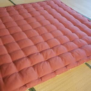 寝具製作事例No.143『残暑見舞い申し上げます』