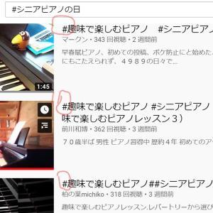 YouTubeの不思議