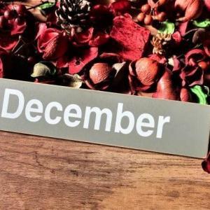 来年のカレンダーを雑誌付録で探す。